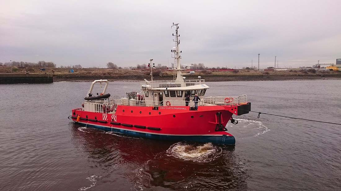 DSV Curtis Marshall 2