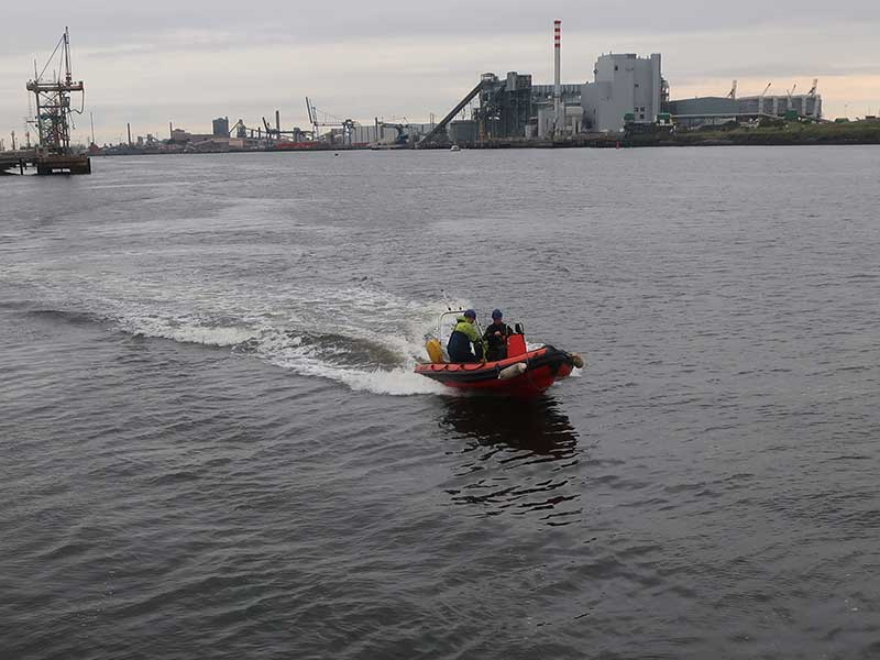 River Tees Deployment